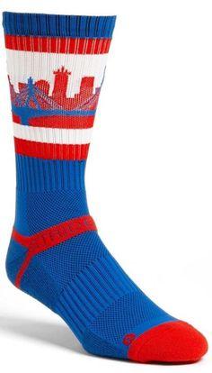 Rock the City Socks.