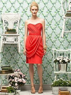 Lela Rose Bridesmaid Dresses - The Wedding Accessory Superstore  http://www.thewasonline.com/bridesmaid-dresses/lela-rose/