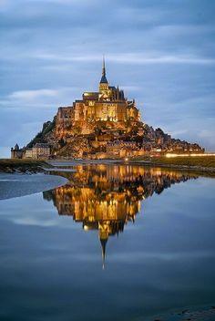 Mont Saint-Michel, France - Picz Mania