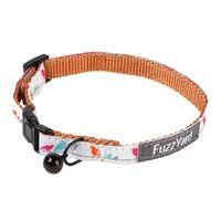 """Fuzzyard """"Birds in Da Hood"""" Cat Collar with Safety Clip"""