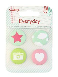 Everyday ~ Flair Badges