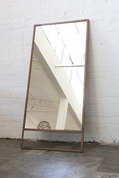 Floor Mirror via Michelle Chamlee