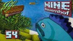 Unübersichtliche Übersicht MINE Bauernhof MINECRAFT LiTW Deutsch - Minecraft gemeinsam spielen