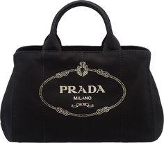 Prada Canapa Bag