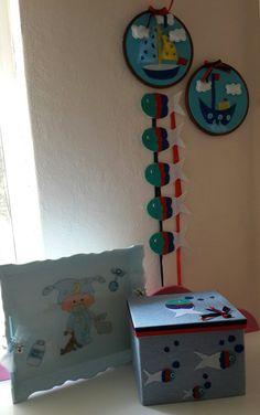 Bebis odası dekoru