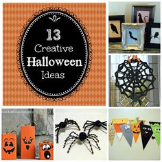 13 Creative Halloween Ideas - Organize and Decorate Everything