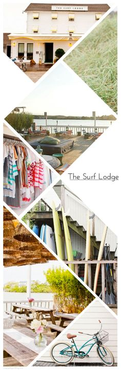 Summer Vacation ~ The Surf Lodge, Montauk