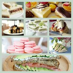 english tea party menu | High Tea Menu Ideas