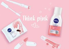 """Demachiere in culorile """"flamingo"""" de la Nivea!"""