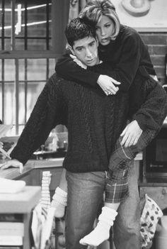 Rachel and Ross from t. Show Friends Friends Show, Serie Friends, Friends Scenes, Friends Leave, Friends Episodes, Friends Cast, Friends Moments, Friends Forever, Chandler Friends