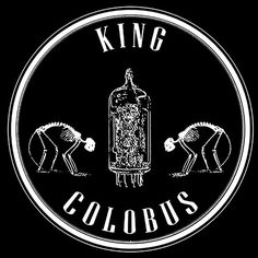 Visit King Colobus on SoundCloud Independent Music, King, Album, Card Book