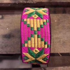 Ethnic ribbon of graphic inspiration