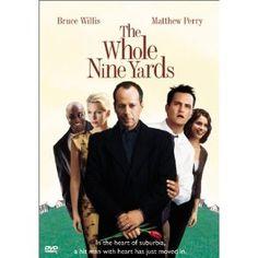 Matthew Perry and Bruce Willis, genius!!