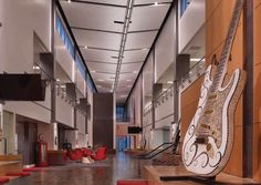 The Fender Musical Instruments Corporate Headquarters in Scottsdale, AZ, was one of the most fun…and fast. According to the construction team, the 110,000-sq.-ft., $4 million project was 25% museum, 75% office and 100% awesome. Constructed in just 85 days, the final project exceeded customer expectations.