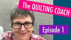 The Quilting Coach #1 - Answering questions from my inbox Quilting Blogs, Quilting Tutorials, Sewing Tutorials, Sewing Ideas, Sewing Tools, Sewing Hacks, Most Watched Videos, Crafty Gemini, Easy Diy Gifts