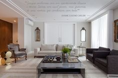 Open house | Viviane Eugenio Carloni. Veja mais: http://casadevalentina.com.br/blog/detalhes/open-house--viviane-eugenio-carloni-3264 #decor #decoracao #interior #design #casa #home #house #idea #ideia #detalhes #details #openhouse #style #estilo #casadevalentina