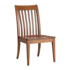 ethanallen.com - teagan wood-seat side chair | Ethan Allen | furniture | interior design