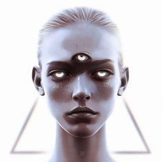 portrait, Julia Razumova on ArtStation at https://www.artstation.com/artwork/gXb3x