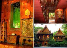 Jim Thompson house, Bangkok