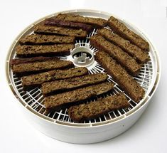 Liver Brownies and/or Biscotti. Bake or do in the dehydrator. This is more a method than a fixed recipe...you can use it for a variety of flavours, textures and hardnesses.