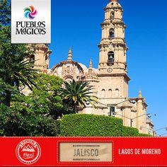 Hoy el especial de Pueblos Mágicos del Tour Flexi nos lleva de paseo hasta Lagos de Moreno, Jalisco, ciudad considerada Patrimonio Cultural de la Humanidad por la UNESCO y que forma parte del Camino Real de Tierra Adentro del país.  ¿Ya conoces este bonito lugar? #TourFlexi  #Jalisco #LagosDeMoreno      [Imagen: elmago_delmar]