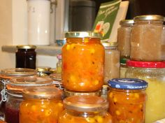 Preserves, Pickles, Smoothies, Frozen, Food And Drink, Favorite Recipes, Canning, Drinks, Kitchen
