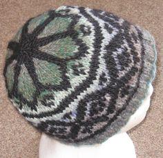 Free Knitting Pattern - Hats: Fake Isle Hat