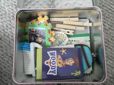 activity bins for toddlers
