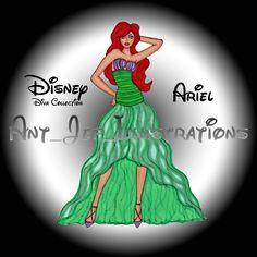 Ariel Disney Diva