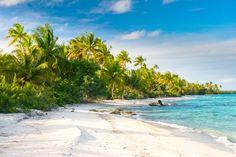 Het eiland Fakarava