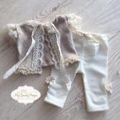Newborn set Katherinenewborn pants-newborn от MyLovelyProps