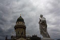 Berlin - Gendarmenmarkt Statue Of Liberty, Berlin, Spaces, World, Pictures, Travel, Statue Of Liberty Facts, Photos, Viajes