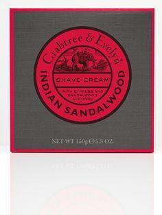 Indian Sandalwood Shave Cream