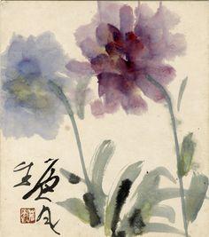 Teshigahara Sofu 勅使河原蒼風 (1900-1979).