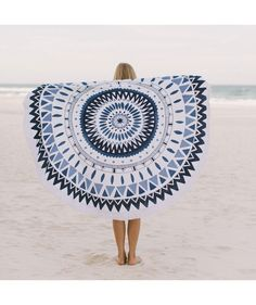 Beach Towel Round
