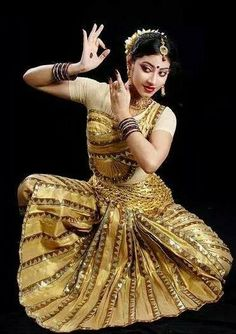 Bharatanatyam - Indian classical dance form