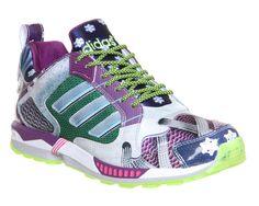 Adidas Originals Mary Katrantzou Zx 5000 Trainers Sneakers Shoes UK 4 5 6 7 8 9
