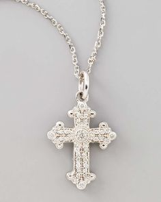 KüHn Lovely Special Cross Pendant Jewelry Silver Plated Jesus Pendant Necklace Yw Modeschmuck