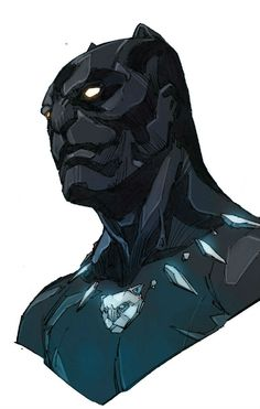 Black Panther by Kenneth Rocafort