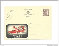 Publibel Neuve N° 878 (   Jouets TORCK, St-Nicolas, Auto, Tricycle)père Fouettard - Entiers Postaux