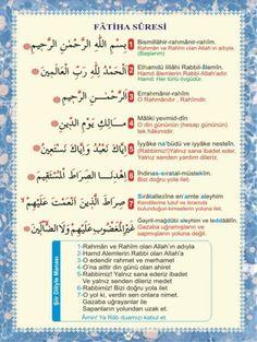 Learn Turkish Language, Arabic Language, Doa Islam, Allah Islam, Turu, The Cure, Prayers, Religion, Faith