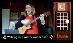 Winter Wonderland Ukulele Tutorial - 21 Songs in 6 Days: To learn how to play the ukulele in easy ways visit us at - http://ukulele.io/free-stuff-offer/