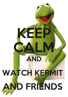 Watch Kermit And Friends - The Muppets Sesame Street Muppets, Sesame Street Characters, Funny Cartoon Characters, Fictional Characters, Sisters Presents, Muppets Most Wanted, First Boyfriend, Keep Calm Quotes, Kermit The Frog