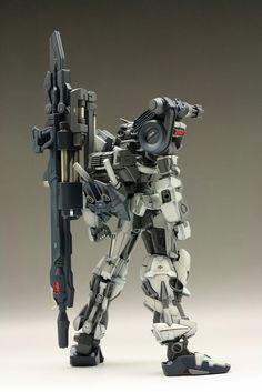 Astray Gundam Remodeled Full Weapons