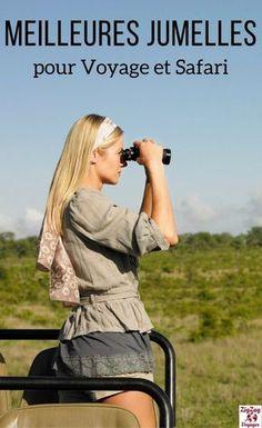 Accessoires Voyage - Meilleures jumelles pour le voyage, la randonnées et le safari - Conseils pratiques pour choisir des jumelles et comparatif | Conseil Voyage