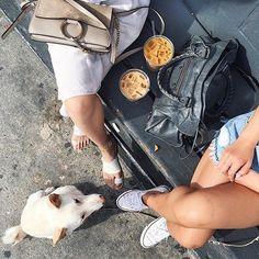 Waddup dog. #coffeenclothes