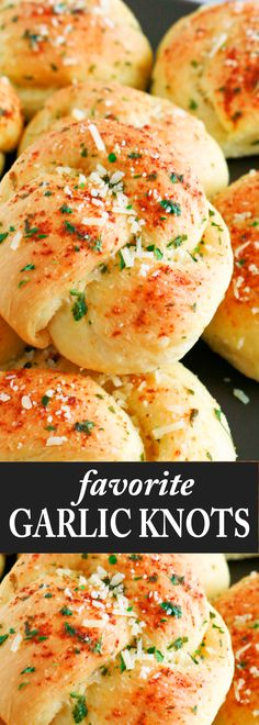 garlic knots| garlic rolls | homemade garlic knots | homemade garlic rolls | soft rolls | soft garlic rolls| game day appetizer | party appetizer |