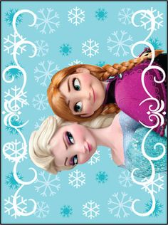 Wall Decor, Frozen, Party Decorations - Free Printable Ideas from Family Shoppingbag.com
