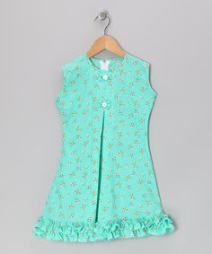 A vintage-inspired print and charming ruffle trim combine for a perfectly playful look in this lightweight and airy sundress. Dainty bow accents, an adjustable tie waist and handy back zip make it a long-lasting favorite.65% polyester / 35% cottonMachine wash; hang dryMade in India