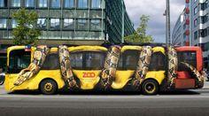 13 Insanely Creative Vehicle Advertisements